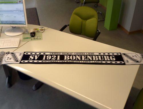 Der neue Schal ist da!