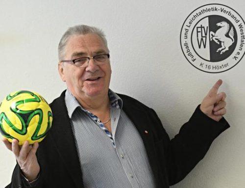 »Unser Team steht« Fußball- und Leichtathletik-Kreistag in Bonenburg