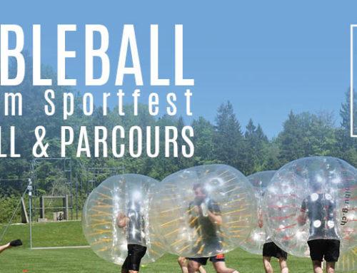 Sportfest 10.-12. Mai 2019