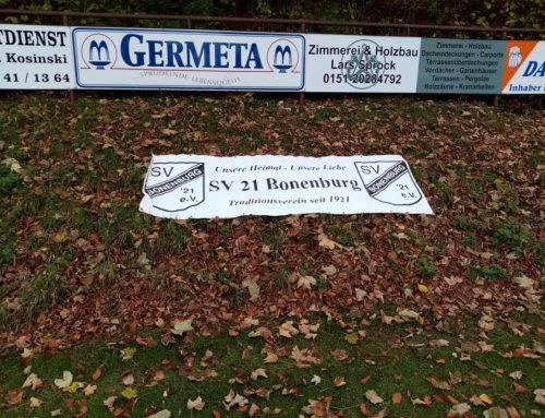 """Werner spricht: """"Liebe Fußballfreunde"""""""