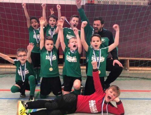 Jugendspielgemeinschaften trumpfen beim Warburger Hansecup auf