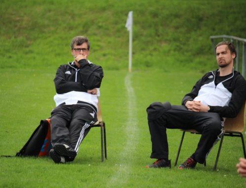 Trainerwechsel zur neuen Saison