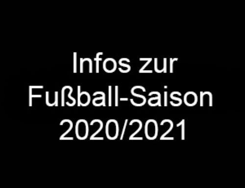 Vorbereitungen auf die Saison 20/21 – Die Gruppenaufteilung