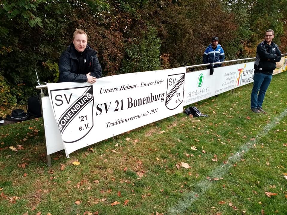 Auswärtsspiel beim SuS Gehrden/Altenheerse