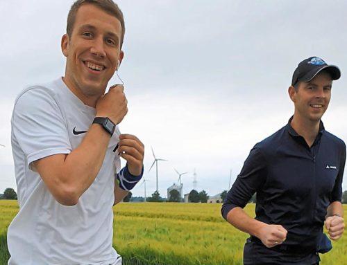 WESTFALEN-BLATT: Meine Corona-Pause: Florian Beckmann, Vorsitzender des SV Bonenburg, hält sich mit Laufen fit