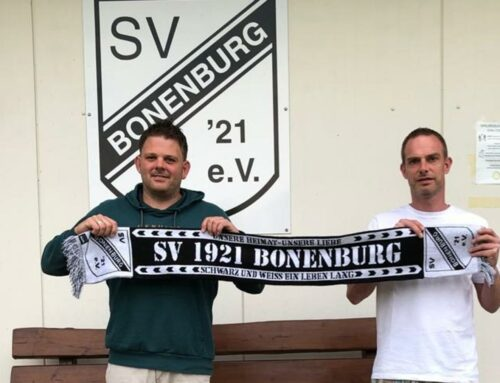 Bonenburg beendet Trainercasting: Andre Ludwig neuer Trainer
